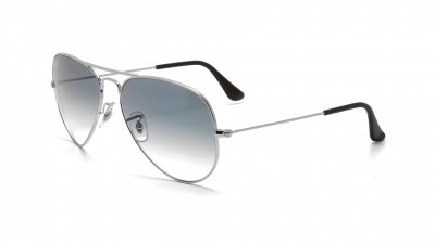 Ray-Ban Aviator Large Metal Argent RB3025 003/3F 58-14