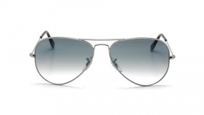 Ray-Ban Aviator Large Metal Silber RB3025 003/3F 55-14