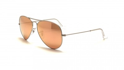 Ray-Ban Aviator Large Metal Argent RB3025 019/Z2 55-14