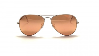 Ray-Ban Aviator Large Metal Silver RB3025 019/Z2 55-14