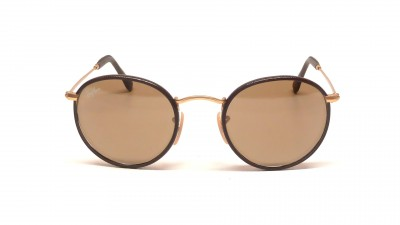 Ray-Ban Round Craft Brown RB3475Q 112/53 50-21