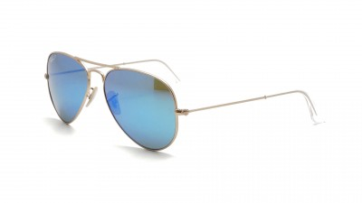 Ray-Ban Aviator Large Metal Gold Matt RB3025 112/4L 58-14 Polarisierte Gläser 133,79 €