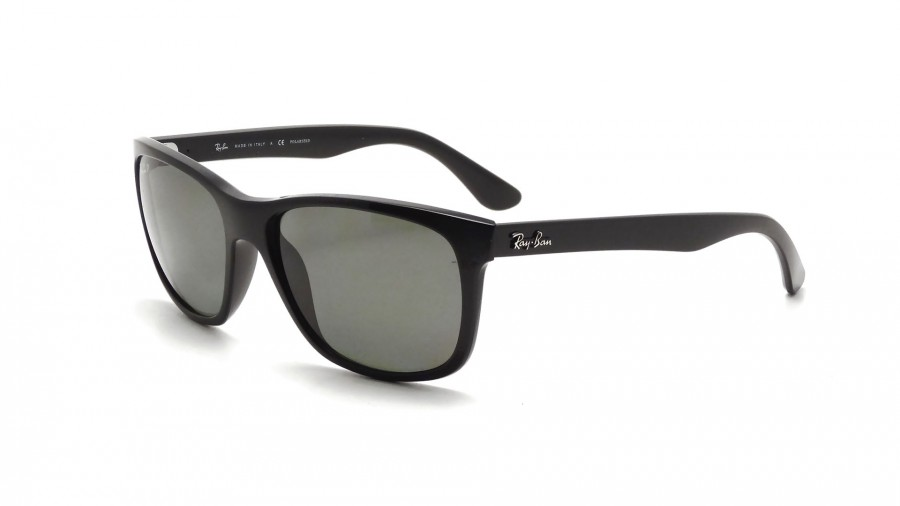 Ray Ban RB4181 6019A 57 16 Black Large Polarized