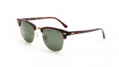 Ray-Ban Clubmaster Havana RB3016 W0366 49-21 83,25 €