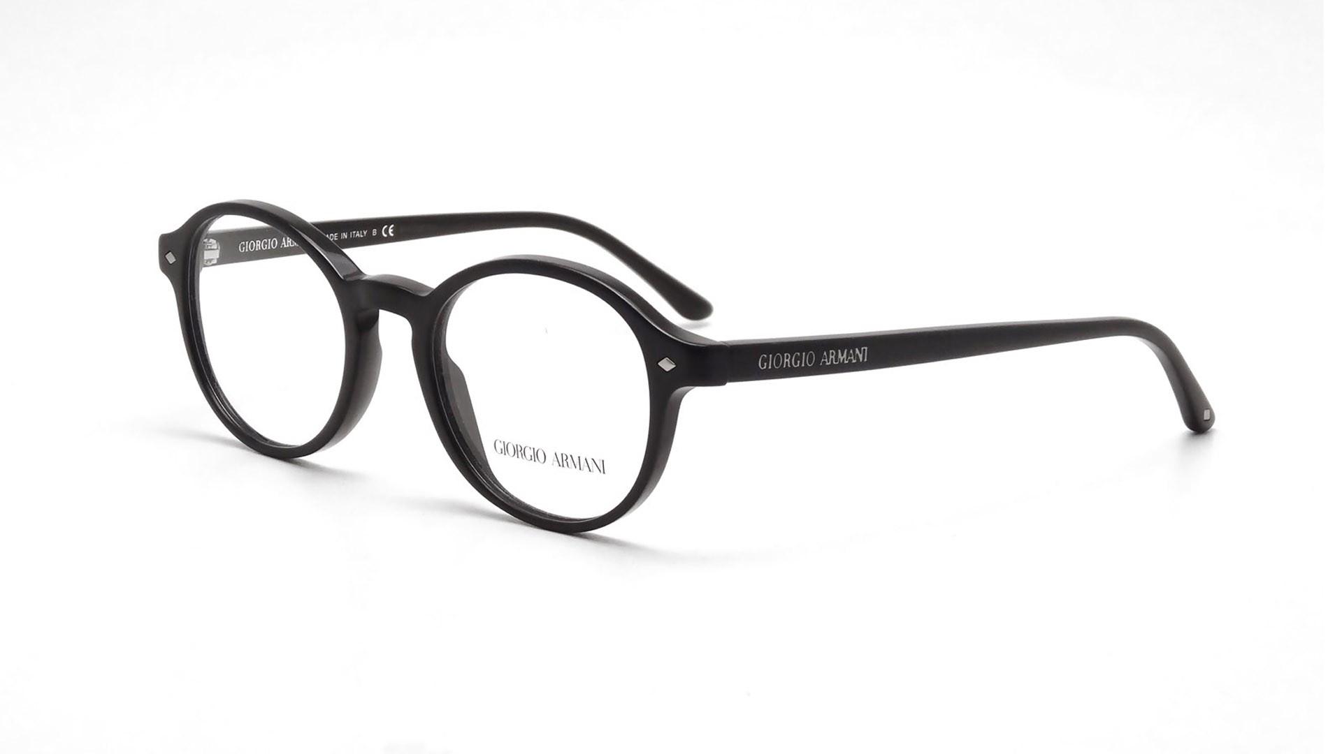 Giorgio Armani Frames of Life Black AR7004 5001 47-19   Visiofactory
