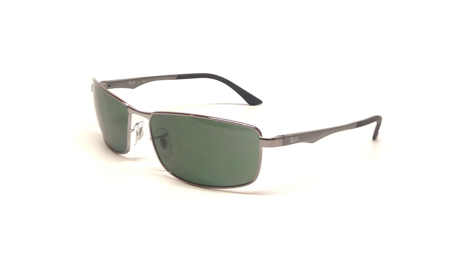 Ray Ban RB3498 00471 64 17 Silver Large