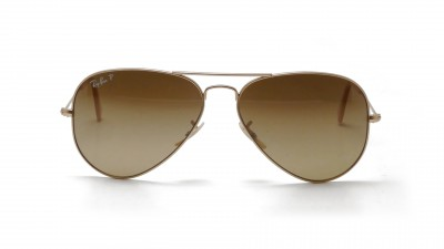 Ray-Ban P Aviator Large Metal Or RB3025 112/M2 58-14 Polarized
