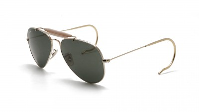 Ray-Ban Outdoorsman Gold RB3030 L0216 58-14 118,95 €