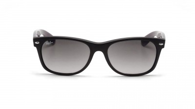 Ray-Ban New Wayfarer Black RB2132 6183/71 52-18