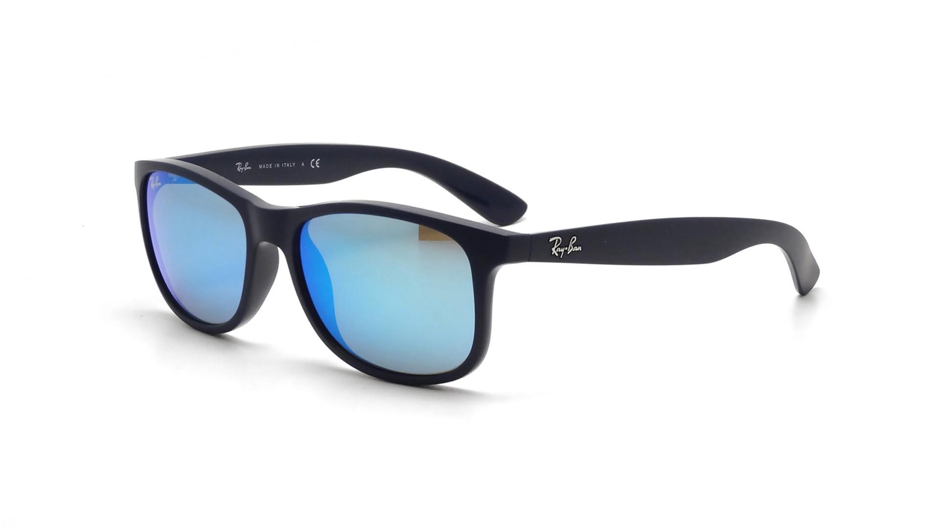 lunette ray ban femme verre bleu