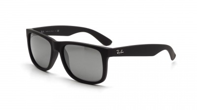 Ray-Ban Justin Noir RB4165 622/6G 55-16 89,90 €