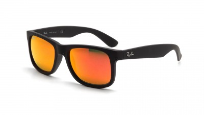 Ray-Ban Justin Black RB4165 622/6Q 54-16 83,90 €