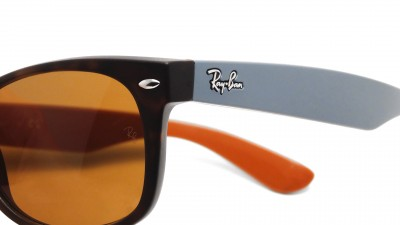 Ray-Ban New Wayfarer Écaille RB2132 6179 52-18