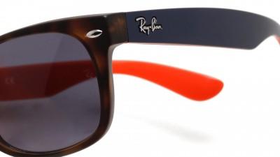 Ray-Ban New Wayfarer Tortoise RB2132 6180/R5 52-18