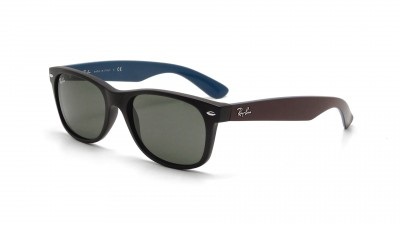 Ray-Ban New Wayfarer Noir RB2132 6182 55-18 126,81 €