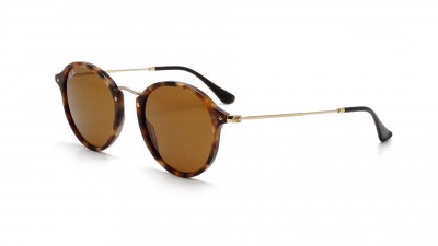 Ray-Ban Round Fleck Écaille B15 RB2447 1160 49-21 Medium