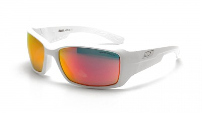 Julbo Whoops J 400 20 11 Weiss Glasfarbe gradient Medium