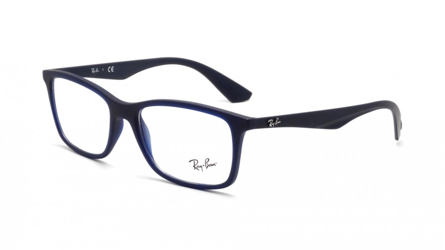 Eyeglasses Ray-Ban Active Lifestyle Blue RX7047 RB7047 5450 56-17 ...
