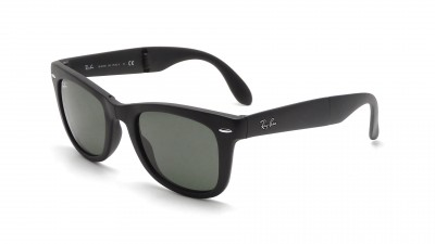Ray-Ban Original Wayfarer Schwarz RB4105 601 54-20 Folding 89,15 €