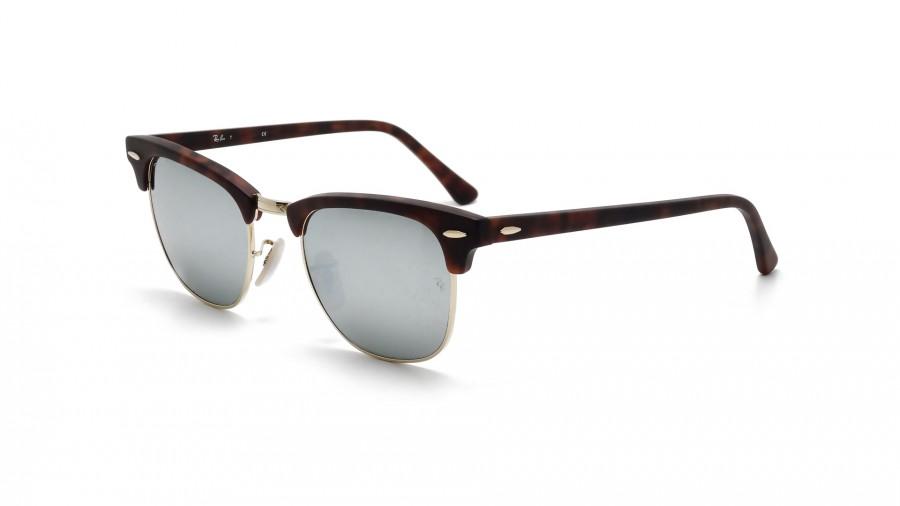 ray ban clubmaster sunglasses matte black