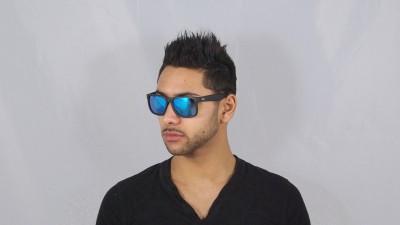Ray-Ban Justin Noir RB4165 622/55 51-16