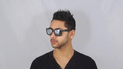 Ray-Ban Justin Noir RB4165 622/6G 55-16