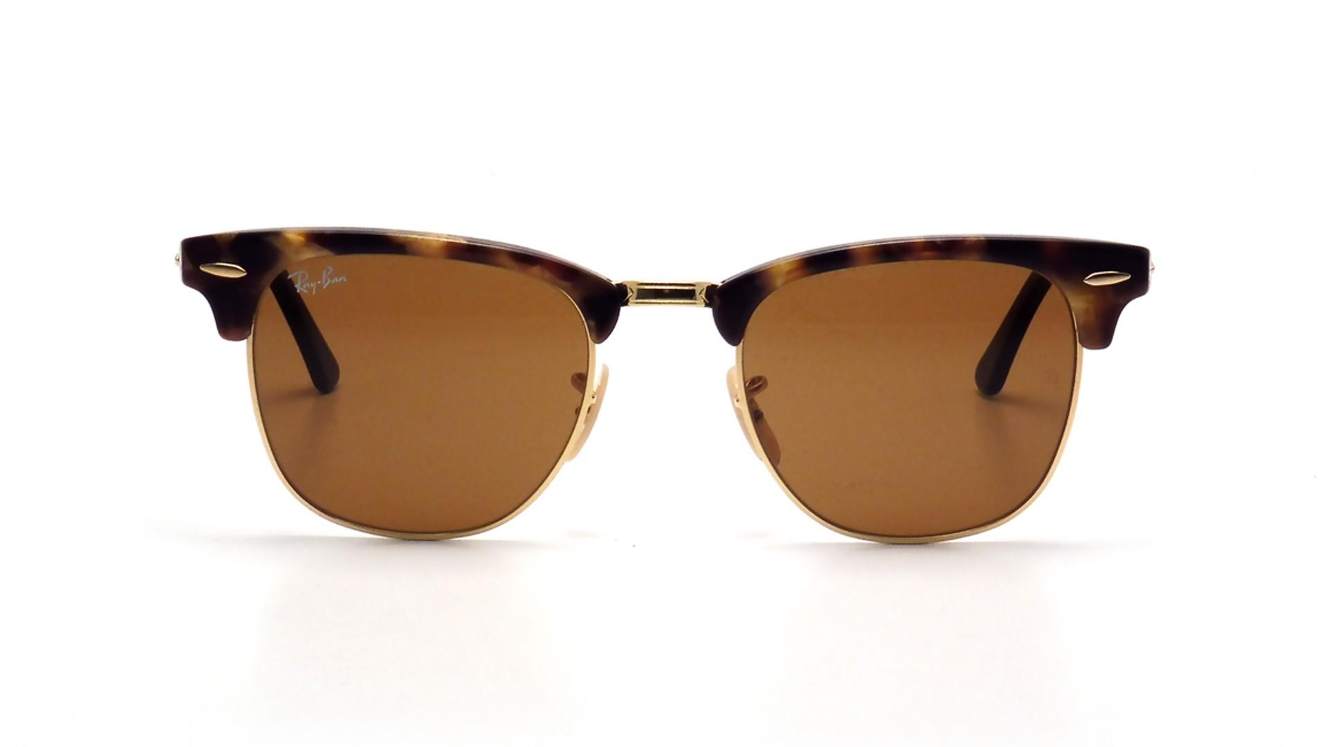 70c7db97a1c ... where can i buy sunglasses ray ban clubmaster fleck tortoise rb3016  1160 49 21 medium eb074