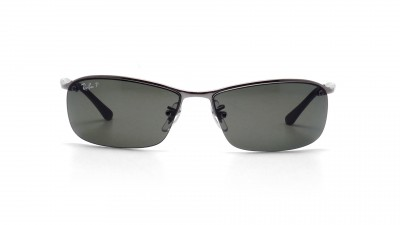 15 Large Ray Ban 0049a Argent 63 Rb3183 P Polarisés Ygb6f7y