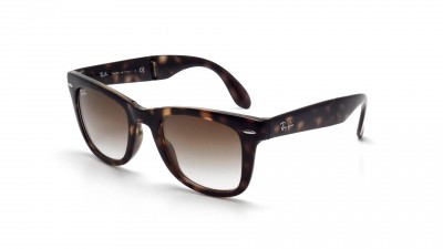 Ray-Ban Original Wayfarer Écaille RB4105 710/51 54 Large Pliantes Dégradés