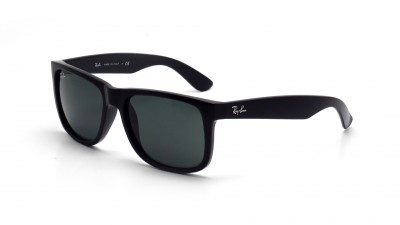 Ray-Ban Justin Noir RB4165 601/71 55-16 Large