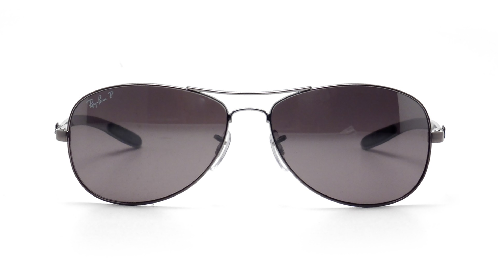 0545cfb440 ... discount code for sunglasses ray ban fibre carbon grey rb8301 004 n8 59  14 large polarized