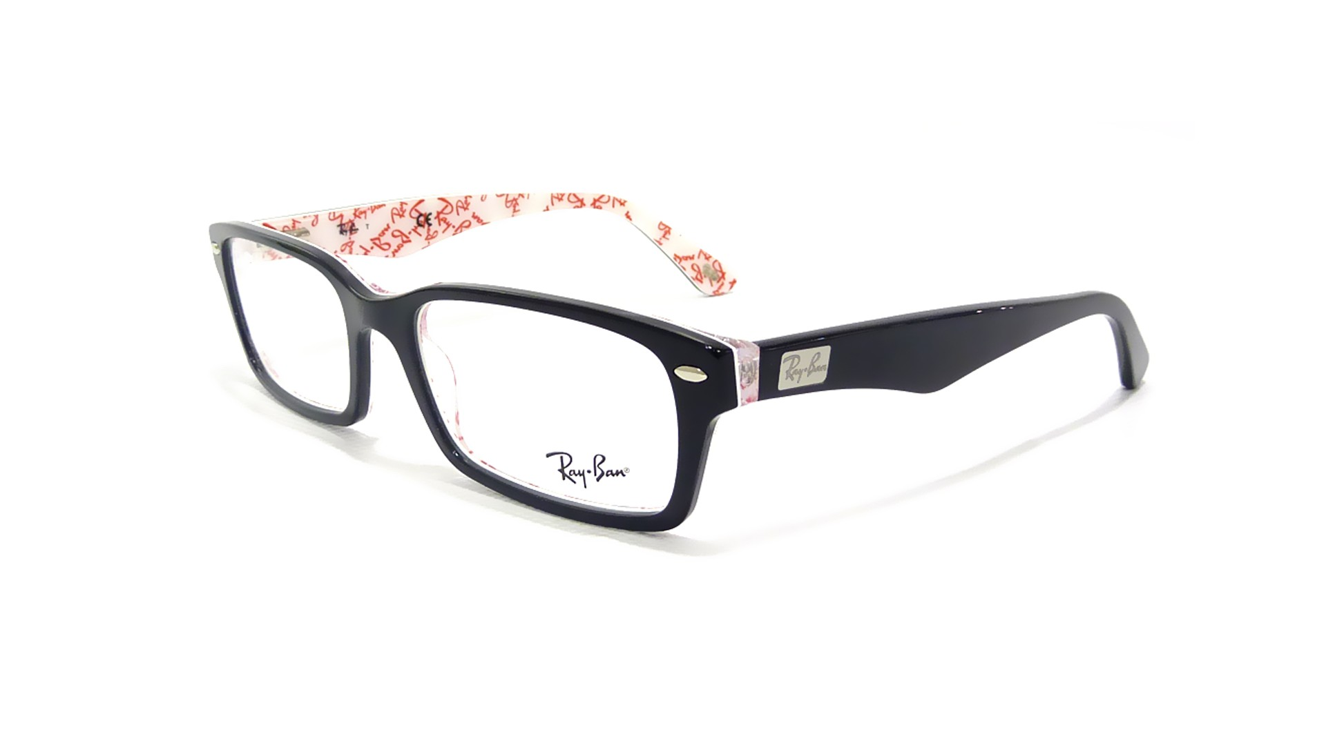 1855715fb9 low cost ray ban 5206 prescription eyeglasses 8e4f6 25b7f  free shipping eyeglasses  ray ban rx5206 rb5206 5014 54 18 black large 86612 9faeb