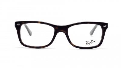 Lunettes de vue Ray-Ban RX5228 RB5228 5545 50-17 Écaille
