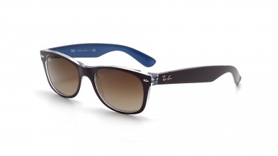 Ray-Ban New Wayfarer Brun RB2132 618985 52-18 88,95 €