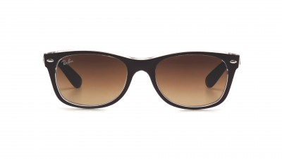 Ray-Ban New Wayfarer Brown RB2132 618985 52-18