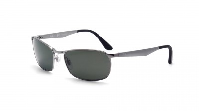 Ray-Ban P Active Lifestyle Gris RB3534 004/58 59-17 Polarisés 111,12 €