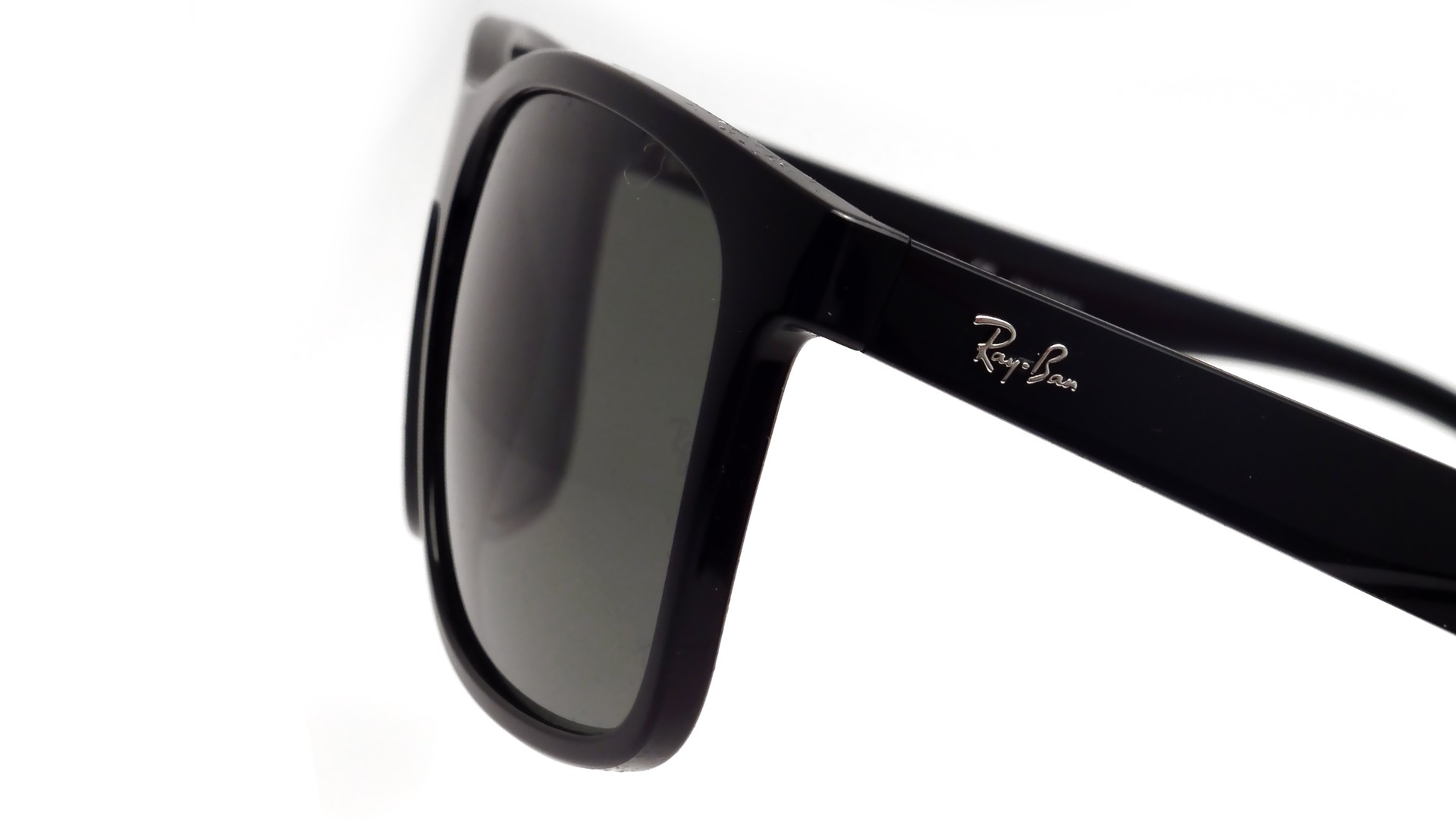 707718b36645 Sunglasses Ray-Ban Highstreet Black RB4232 601/9A 57-17 Large Polarized