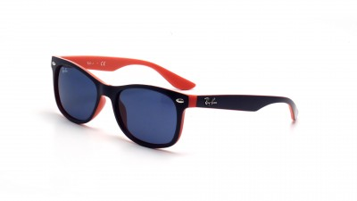 Ray-Ban Wayfarer Junior Bleu RJ9052S 178/80 48-16 Enfant