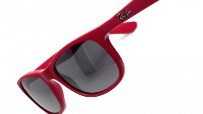 Ray-Ban RJ9062S 70156G 48-16 Rouge