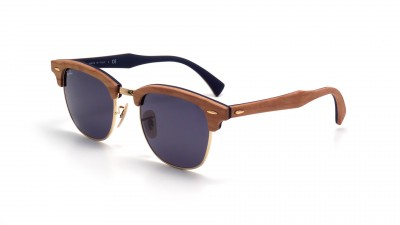 Ray-Ban Clubmaster Wood Brown RB3016M 1180R5 51-21 269,90 €