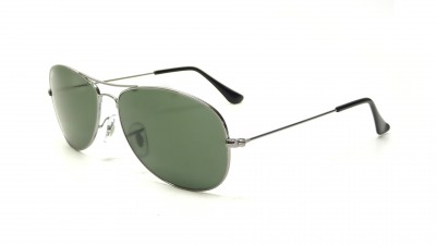Ray-Ban Cockpit Silver RB3362 004 56-14