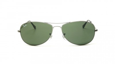 Ray-Ban Cockpit Argent RB3362 004 56-14