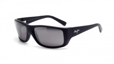 Maui Jim 123 Wassup Grey 02W Schwarz Glasfarbe polarisiert Medium 188,50 €