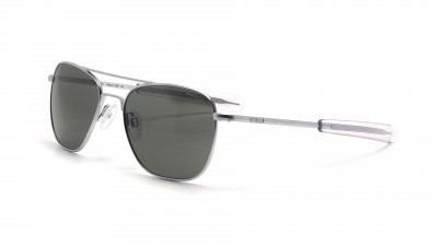 Randolph AF085 Aviator Matte Chrome Medium