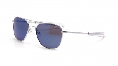 Sunglasses Randolph Matte Chrome Grey Mat AF158 55-20 145,90 €