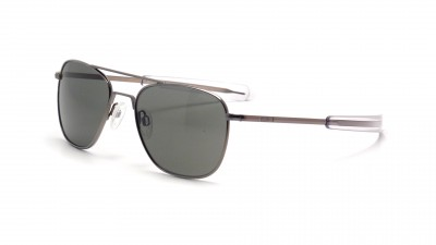 Randolph AF095 Aviator Gun Metal Grau Medium