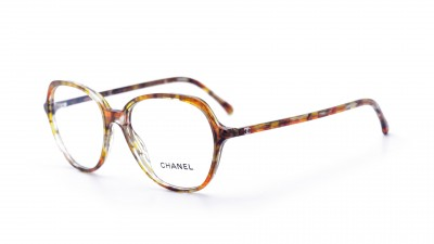 Brillen Chanel CH3338 Signature 1523 Braun Medium 183,36 €