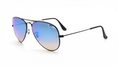 Ray-Ban Aviator Large Metal Schwarz RB3025 002/4O 58-14 113,99 €