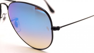 Ray-Ban Aviator Large Metal Noir RB3025 002/4O 58-14