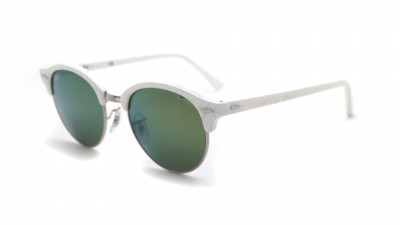 Ray-Ban Clubround Weiß RB4246 988/2X 51-19 108,98 €